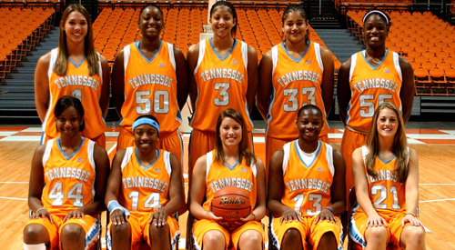 2005-2006 lady vols basketball roster