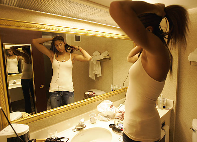 Opinion you Candace parker naked pictures are