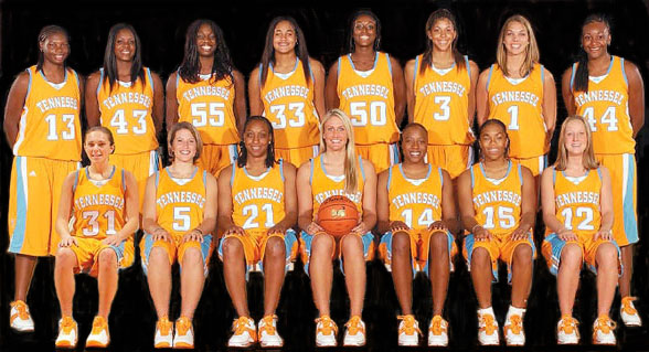 2004 lady vols roster