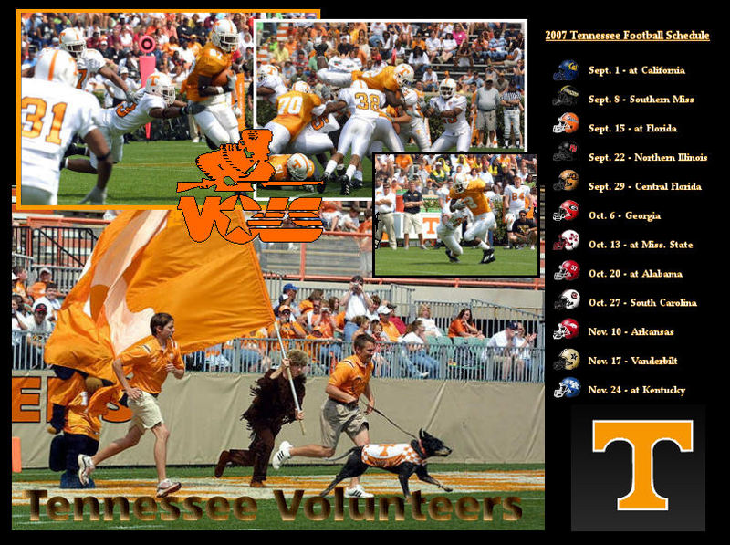 tennessee volunteers football wallpaper - photo #44