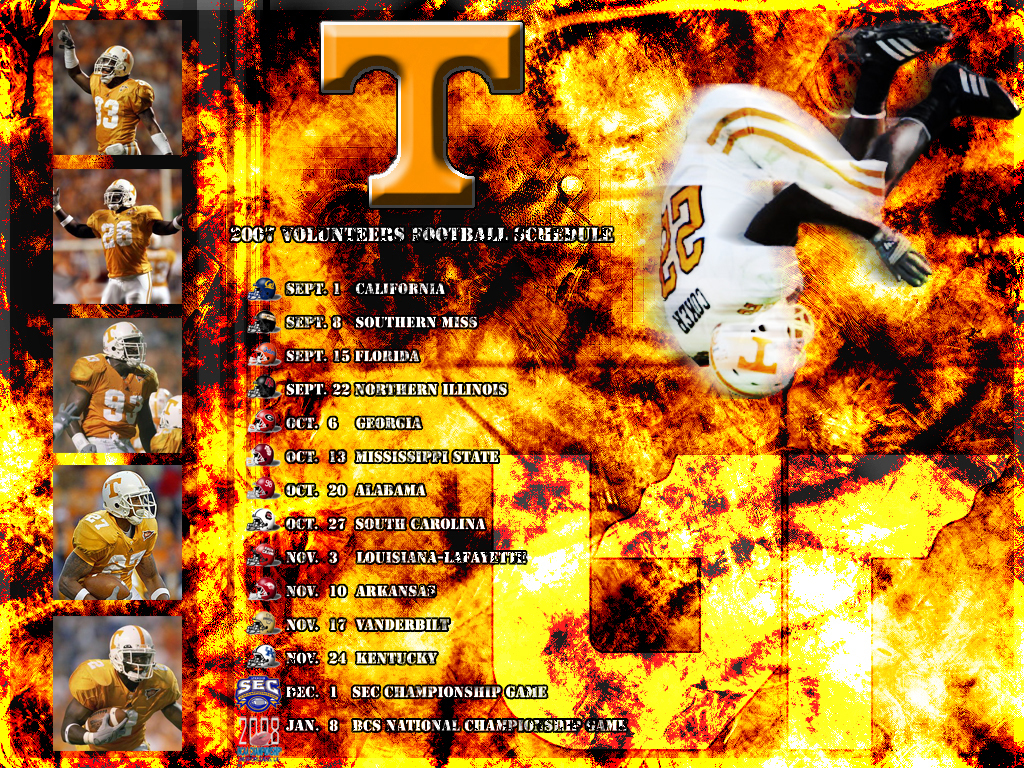 tennessee volunteers football wallpaper - photo #32
