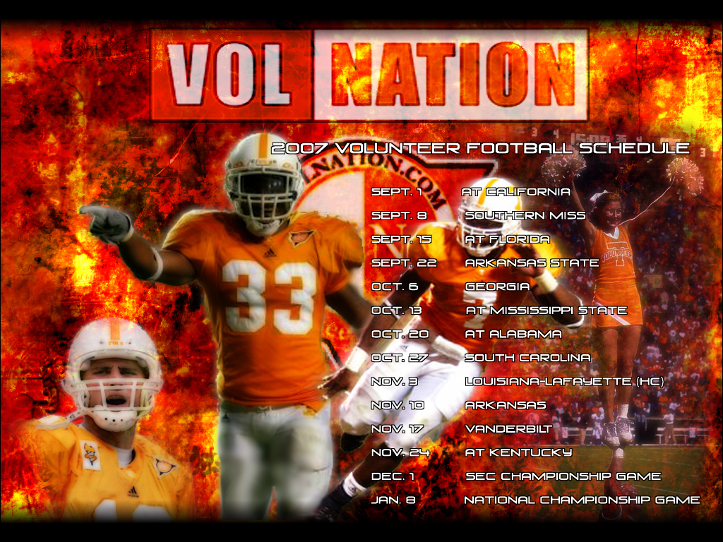 tennessee volunteers football wallpaper - photo #9