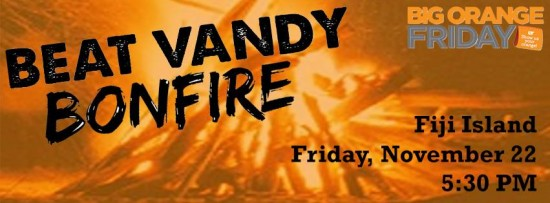 Beat Vandy Bonfire