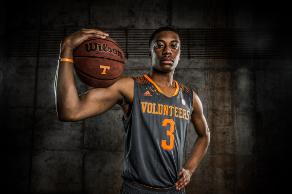 wholesale dealer 153c7 ac8bf UT unveils Smokey Gray uniforms for men's basketball